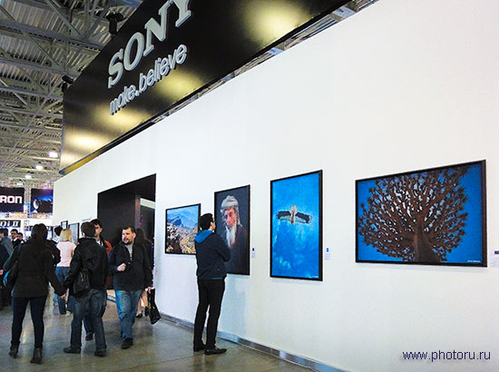"Photo Exhibition by Yuri Afanasyev Stand Sony - ""Photo tour + Socotra, Yemen"""